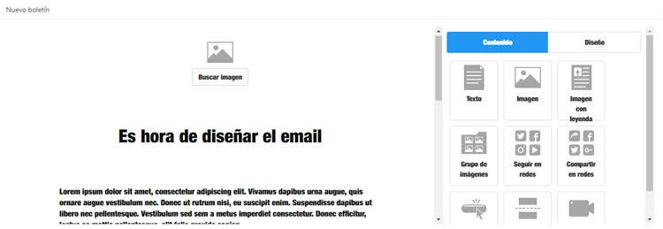 Crear una Newsletter para mi web