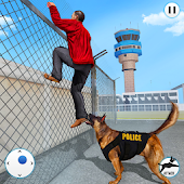 US Police Dog 2019: Airport Crime Chase (Unreleased) Android APK Download Free By Play.io