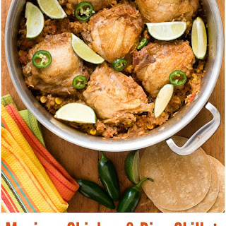 Mexican Chicken Rice Black Beans Recipes