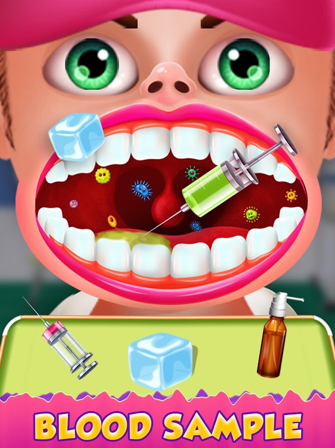 Blood Test Injection Simulator Doctor Android 8