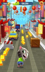 Talking Tom Gold Run APK screenshot thumbnail 20