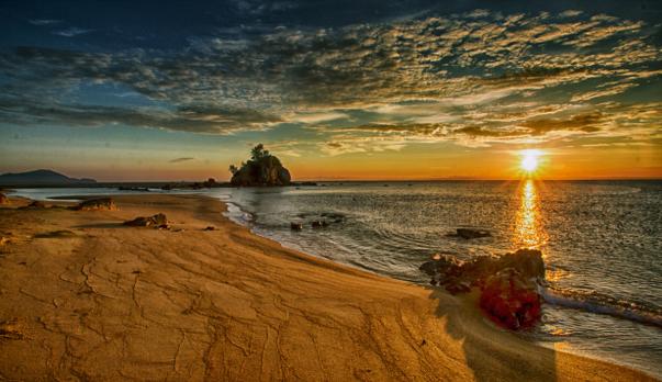 Praia Kemasik