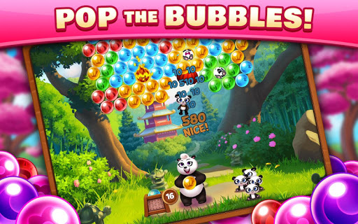 Panda Pop - Bubble Shooter Game. Blast, Shoot Free 6.9.102 Screenshots 1