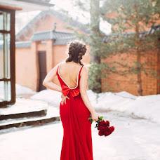 Pulmafotograaf Mariya Gorokhova (mariagorokhova). Foto tehtud 17.03.2015
