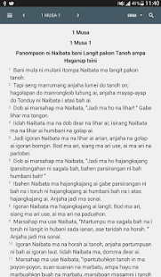 Download Bibel Doding Haleluya Simalungun For PC Windows and Mac apk screenshot 7