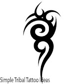 Simple Tribal Tattoo Ideas