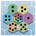 Hexa Puzzle - Merge Number to Make 7 icon