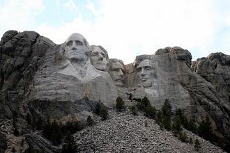 Photo: 06/06/2013 - Mt Rushmore, South Dakota