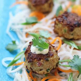 Vietnamese Bahn Mi Meatballs – Low Carb Recipe