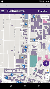 Northwestern University- screenshot thumbnail
