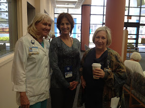 Photo: Mary Ann Brockman, Leslie Taylor, Jan Hurst