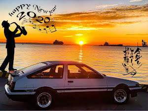 スプリンタートレノ AE86のカスタム事例画像 *熊猫*さんの2020年01月04日00:03の投稿