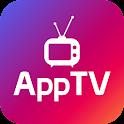AppTV - Live Global TV channel icon