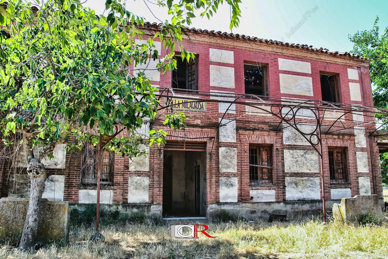 Villa Milagrosa - Orfanato San Prudencio Talavera de la Reina
