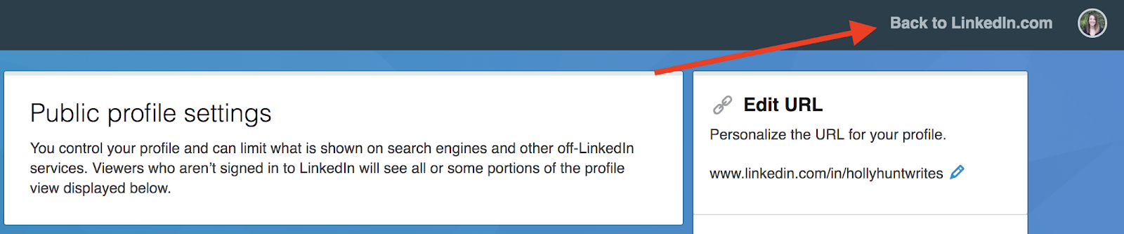 linkedin-url-change
