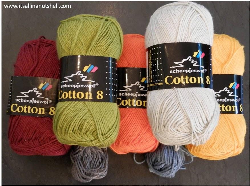 yarn for circles of the sun overlay crochet along cal