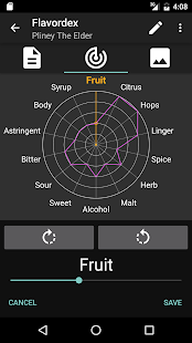 Flavordex Tasting Journal- screenshot thumbnail