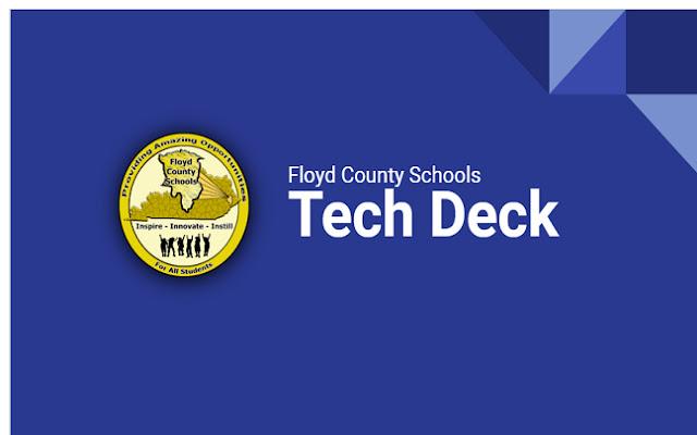 FCS Tech Deck