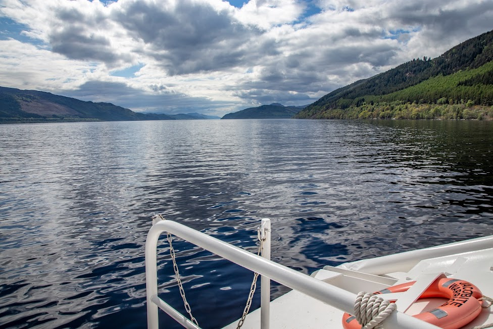 jezioro, Loch Ness, Szkocja