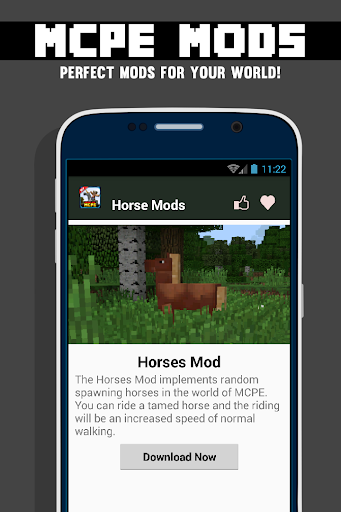 免費下載娛樂APP|馬のMODについてMCPE` app開箱文|APP開箱王
