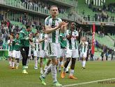 Transfertarget Mike te Wierik (Groningen) spreekt over transfer naar AA Gent