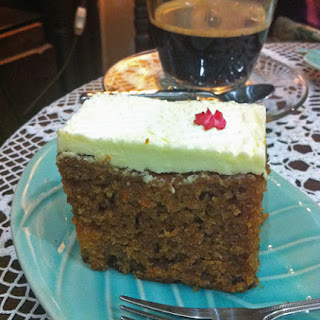 The Best Ever Carrot Cake.