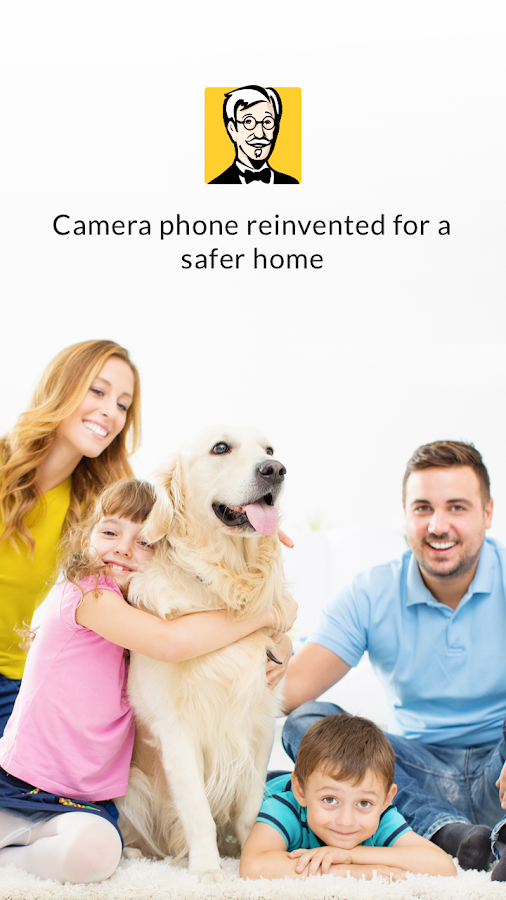 Home Security IP Cam - Alfred- screenshot