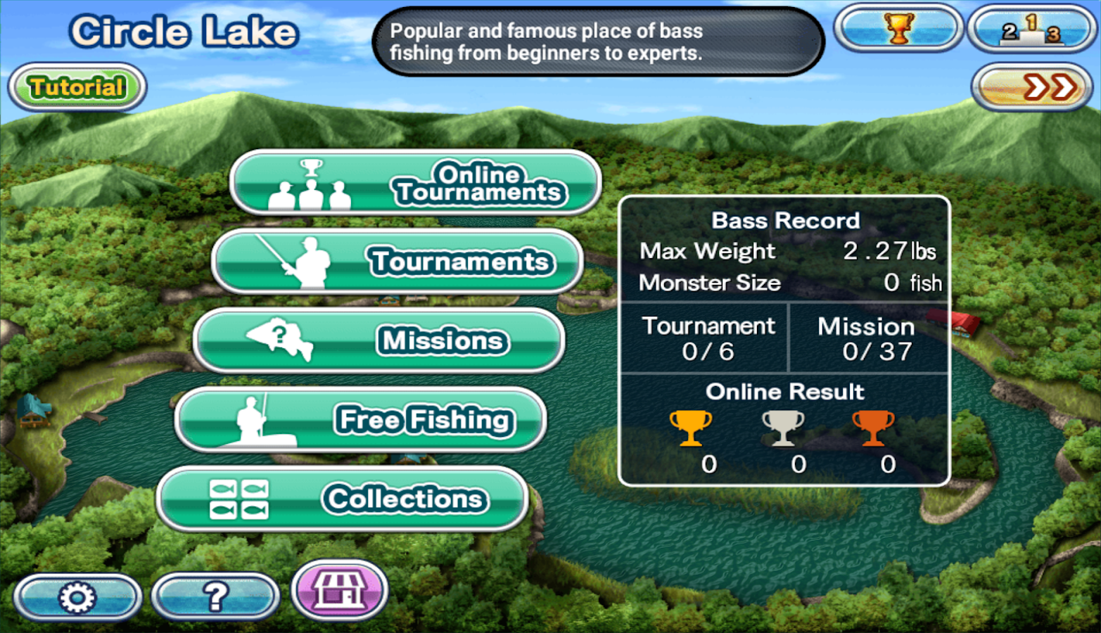 Bass 'n' Guide : Lure Fishing- screenshot