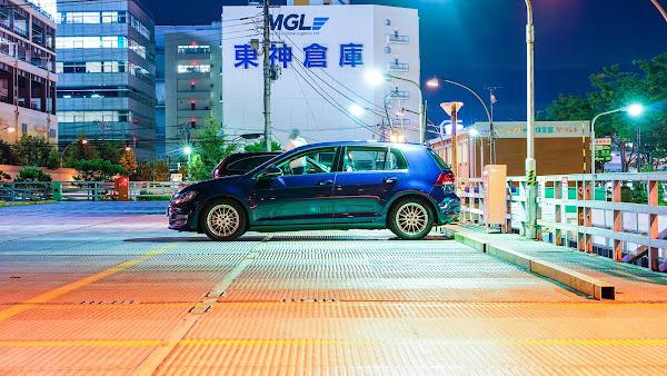 Volkswagen Golf7 KW Street Comfort