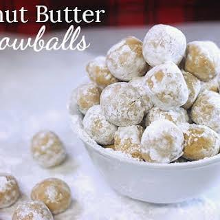Peanut Butter Snowballs.