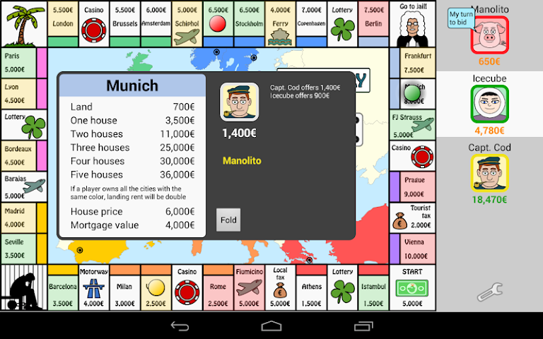 android Europoly Screenshot 22