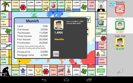Europoly 1.0.4 screenshot 341075