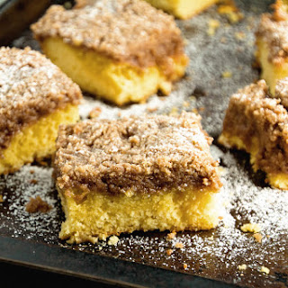 Super Crumb Cake.