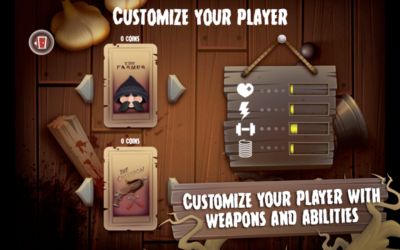 Скриншот DeadLand Runner