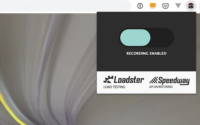Loadster Recorder