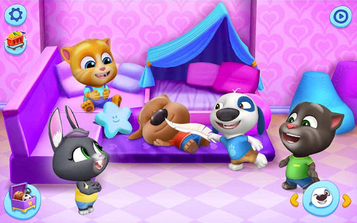 My Talking Tom Friends 1.2.1.3 screenshots 18