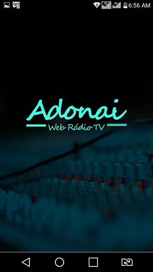 Adonai Web Rádio TV- screenshot