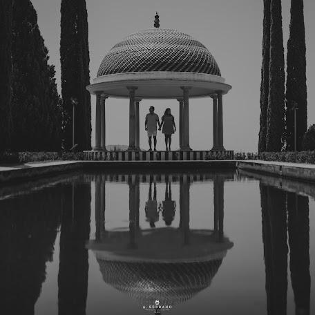 Wedding photographer Aserrano Photography (aserranophotogr). Photo of 12.07.2017