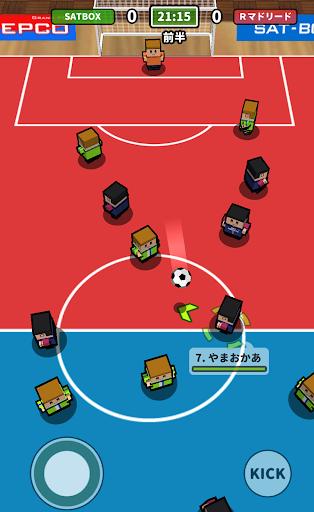 Soccer On Desk android2mod screenshots 8