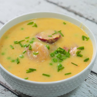 Paella Soup.
