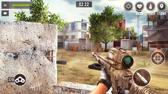 Sniper Arena Apk: PvP Army Shooter Download 5