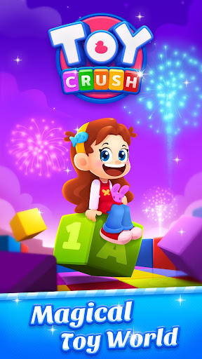 Screenshot for Toy & Toon - Crush The Blocks in United States Play Store