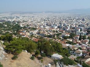 Photo: Plaka et la ville