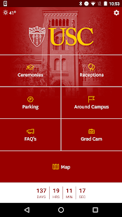 USC Grad- screenshot thumbnail