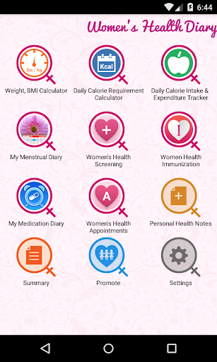 Women\ screenshot for Android