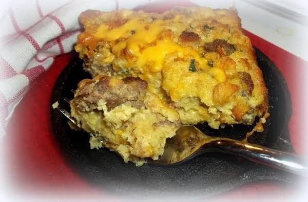 ~ Delicious Breakfast Bake ~ Recipe