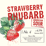 Hermitage Strawberry Rhubarb