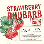 Hermitage Strawberry Rhubarb