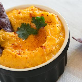 Butternut Squash Hummus.