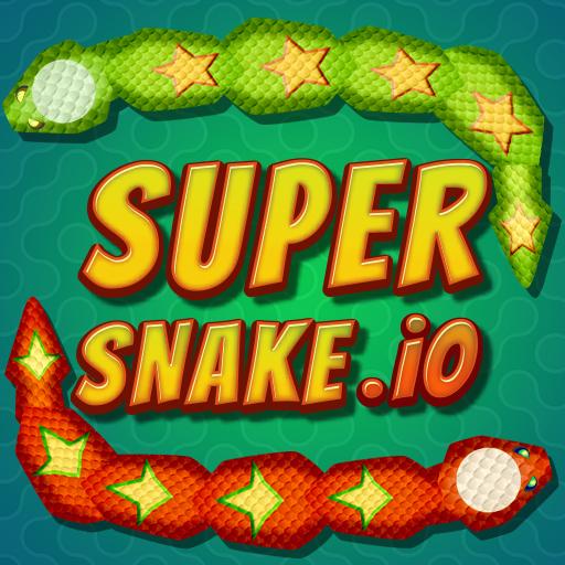 Supersnake.io 動作 App LOGO-APP開箱王